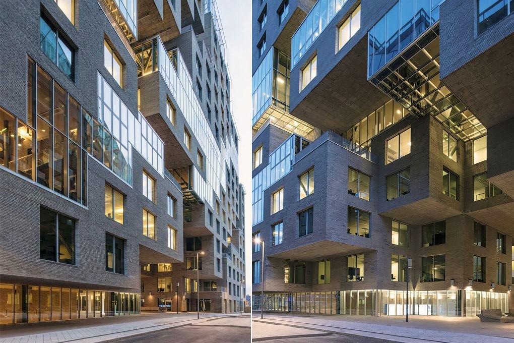 Офисное здание в Осло