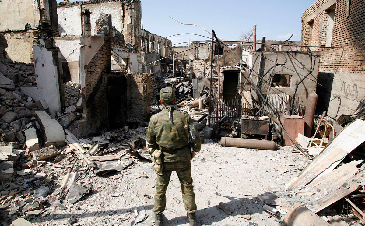 Последствия военного конфликта в Южной Осетии