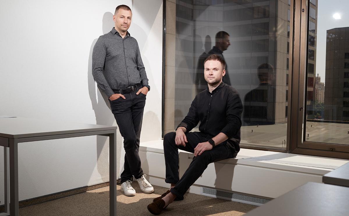 Олег Довгань (слева) и Артур Стельмах