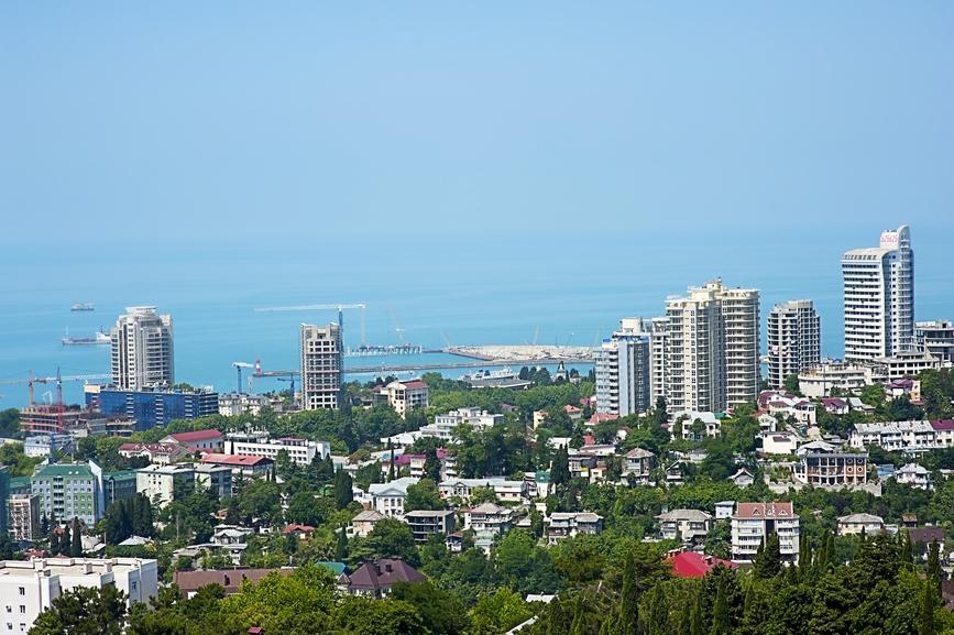 В Сочи апартаментов больше, чем в Москве