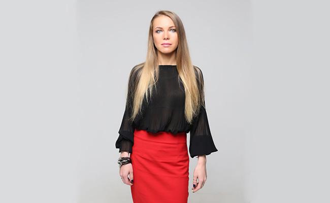 Директор департамента рекламы резиденции «Дипломат» Наталья Зубова