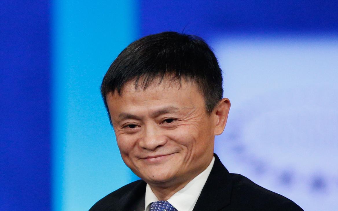 Основатель китайского онлайн-ретейлера Alibaba Джек Ма