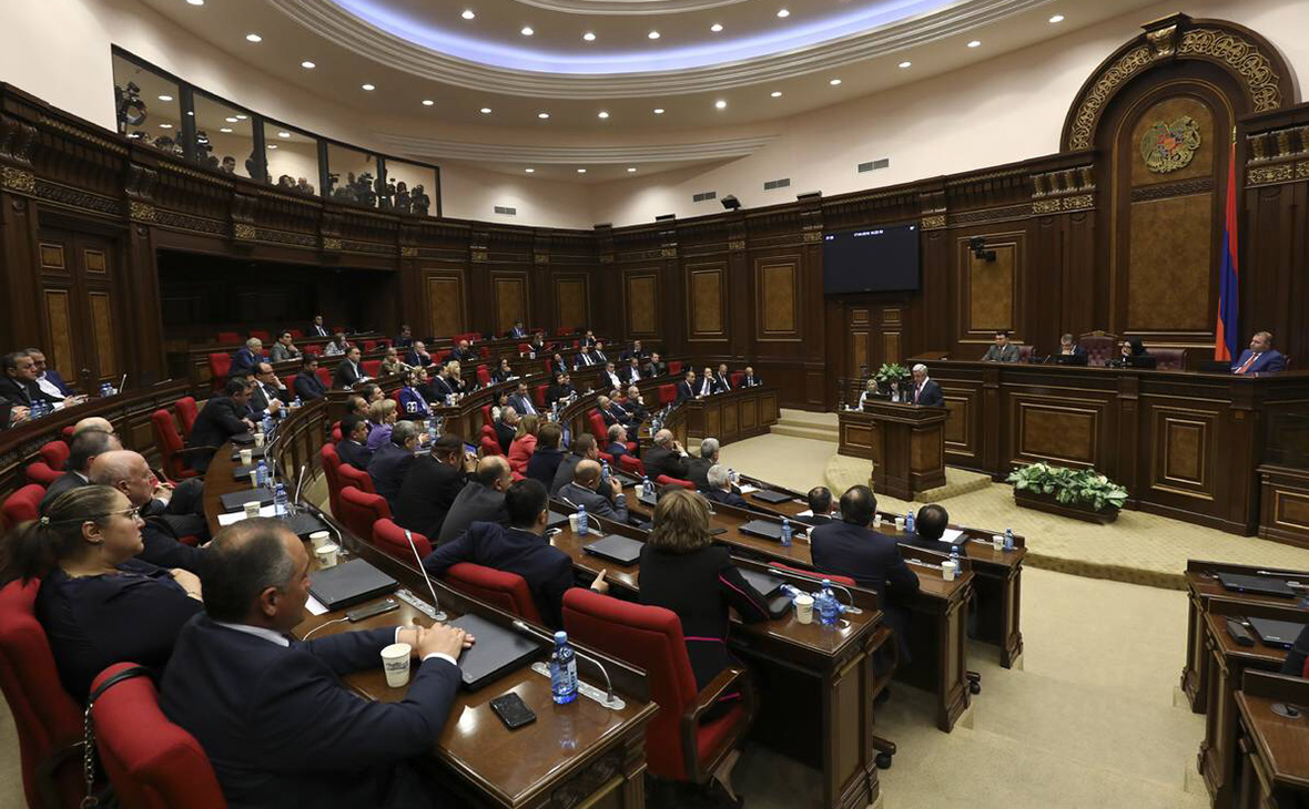 Фото: Armenian Prime Minister's Offi / Imago / ТАСС