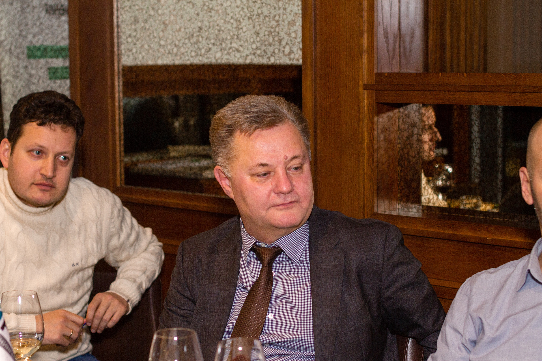 Фото:Олег Красневский, директор дивизиона ГК «ВИКТОРИЯ»