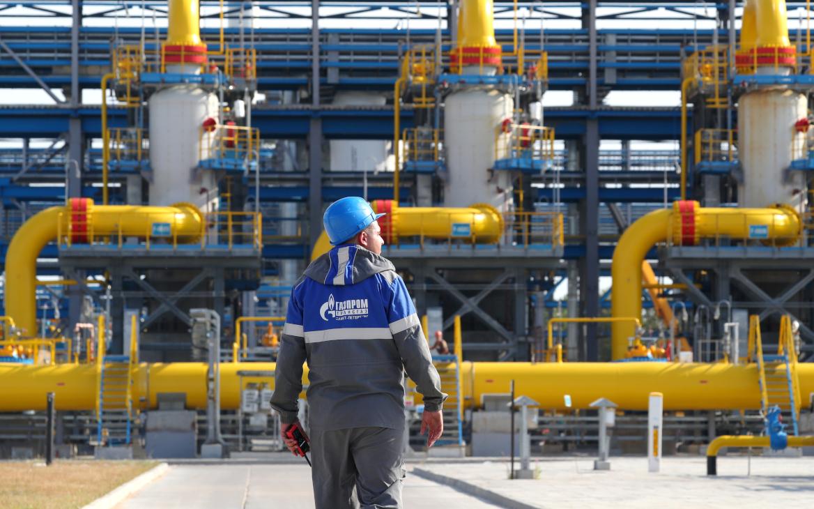Газокомпрессорная станция «Славянская» газопровода «Северный поток — 2»
