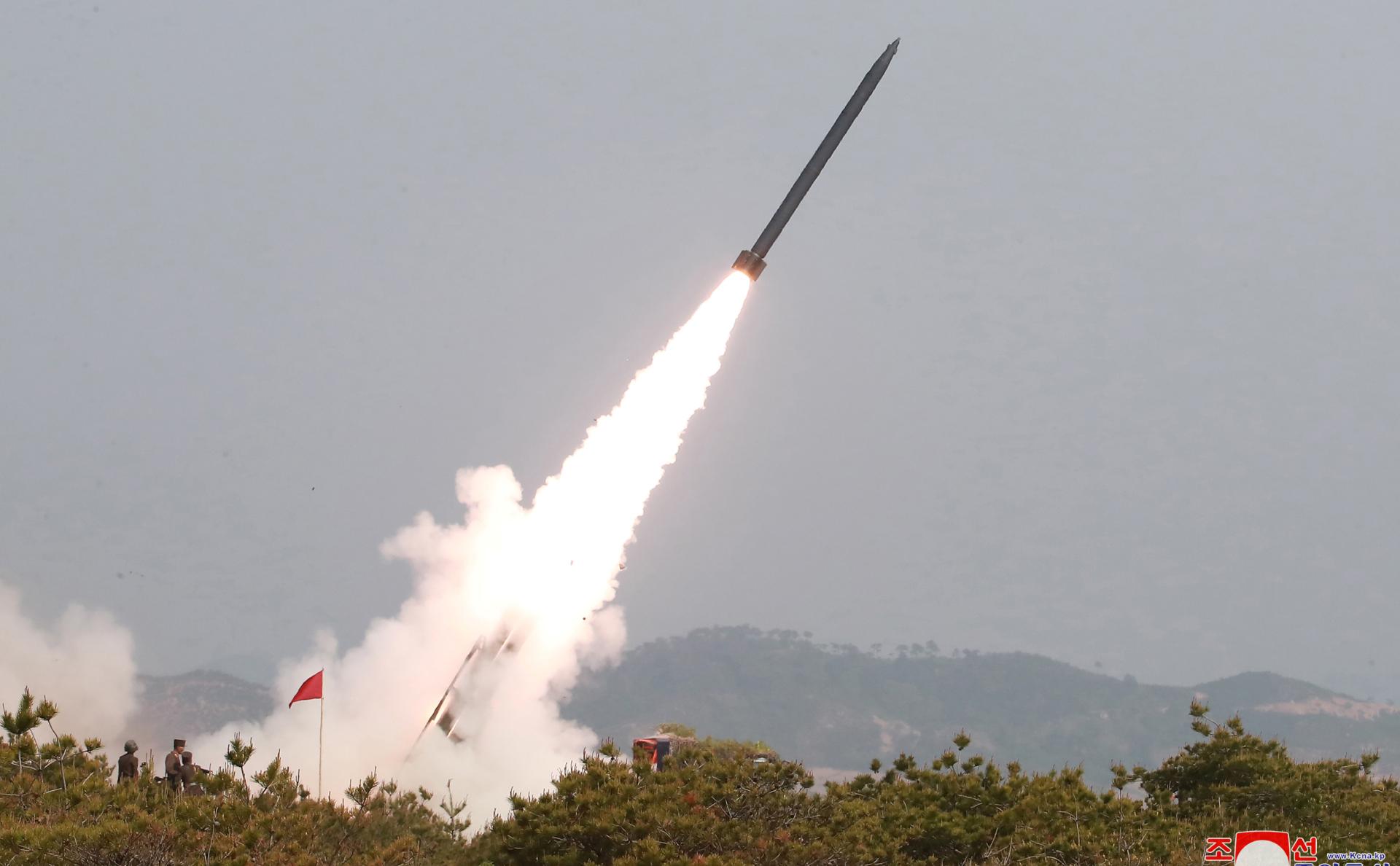 Фото:KCNA / Reuters