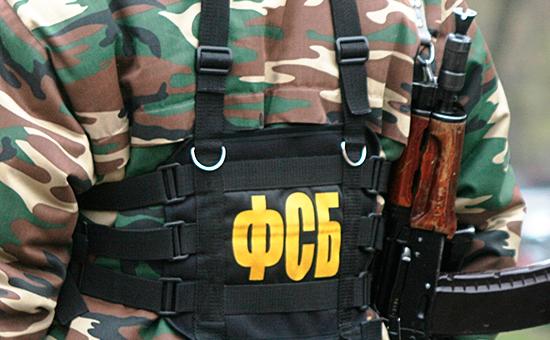 Сотрудник Федеральной службы безопасности. Апрель 2007 года