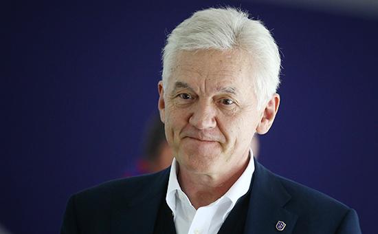 Российский бизнесмен Геннадий Тимченко