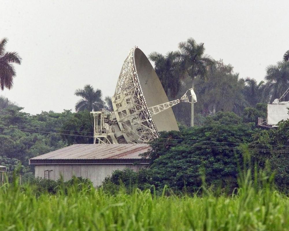 Радиоэлектронный центр в Лурдесе