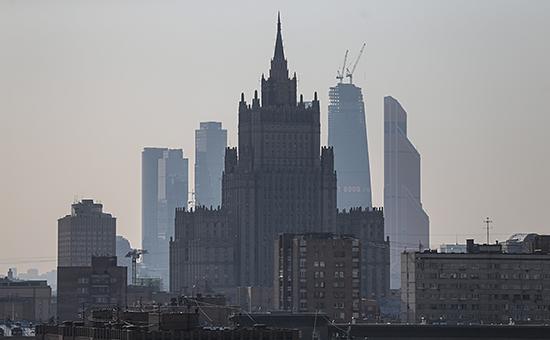 Американский хакер заявил о взломе сайта МИД России