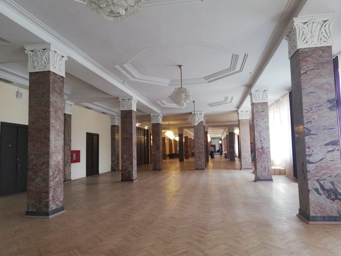 Дворец культуры имени С.М. Кирова