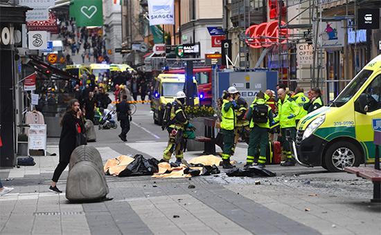 Фото: Aftonbladet / Global Look Press