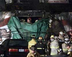 пожар в ночном клубе сша