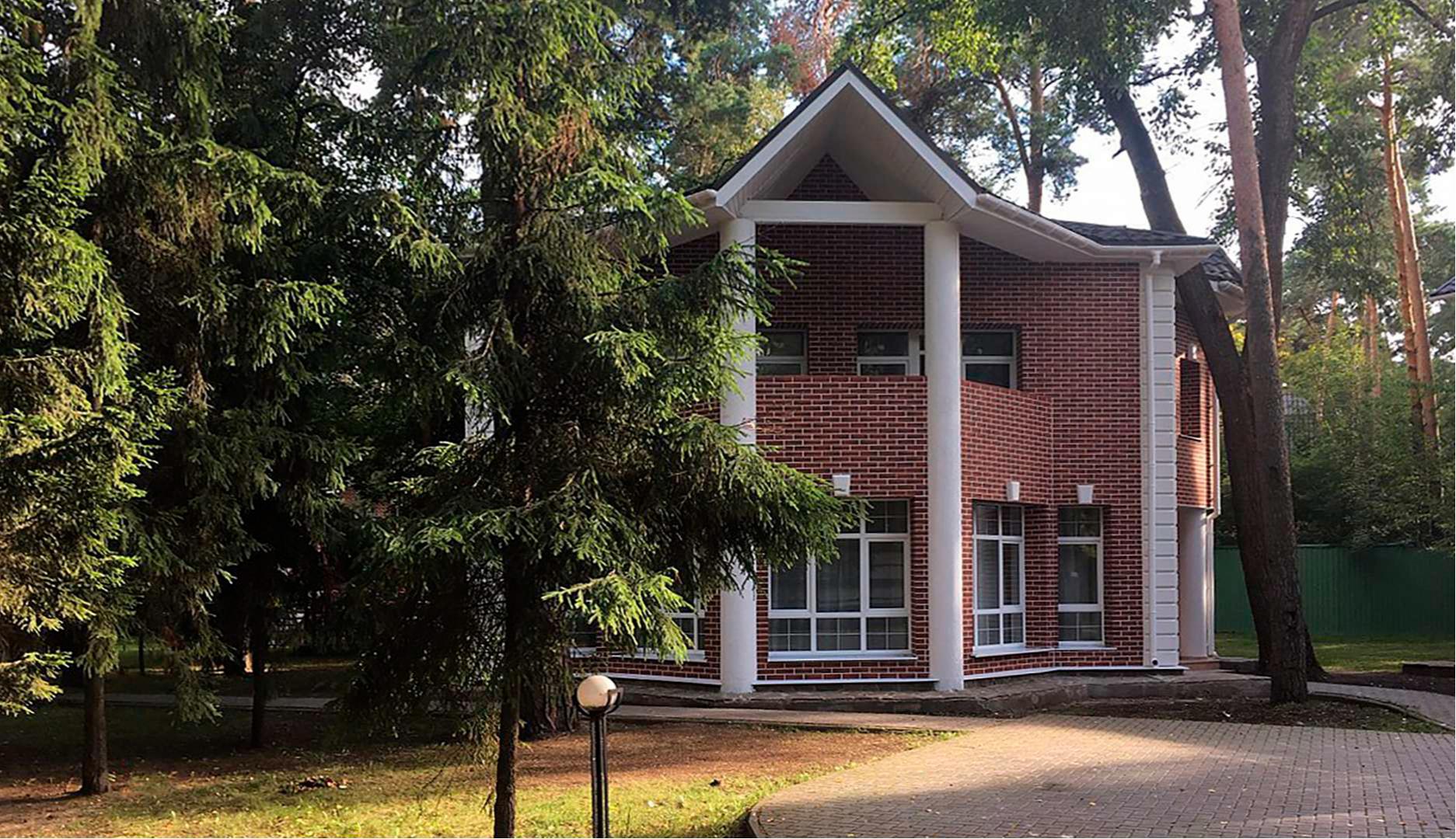 Комплекс особняков «Мосдачтрест» в Серебряном Бору