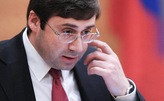 Первый зампред Банка России Сергей Швецов