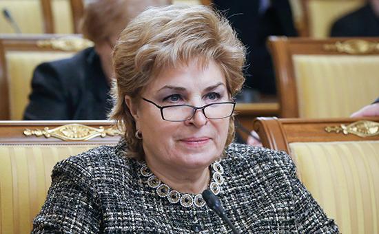 Замминистра финансов Татьяна Нестеренко