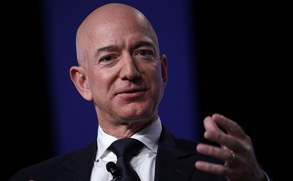 Основатель AmazonДжефф Безос