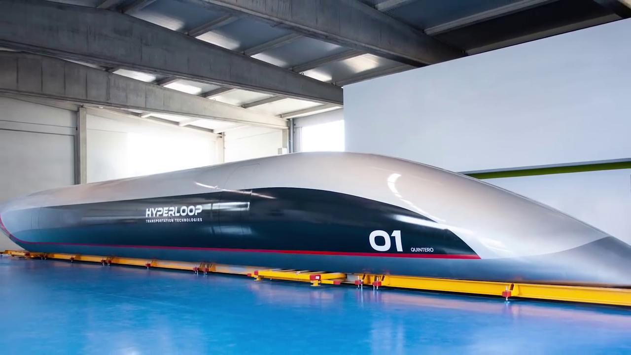 Видео:Youtube / HyperloopTT