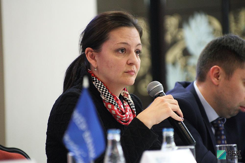 Директор филиала группы «Ренессанс Страхование» Гульнара Ибрагимова
