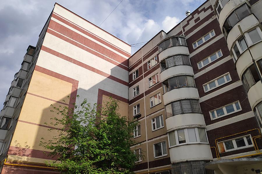 Дом №10 по улице Туганлык, где жил Ильназ Галявиев