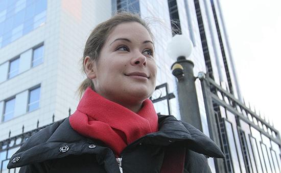 Руководитель Фонда социальной помощи и поддержки населения «Социальный запрос» Мария Гайдар