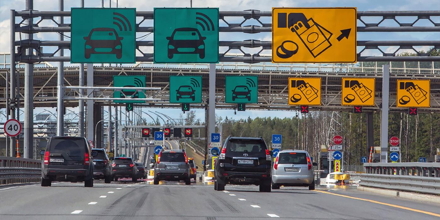 сколько стоит транспортер по платной дороге