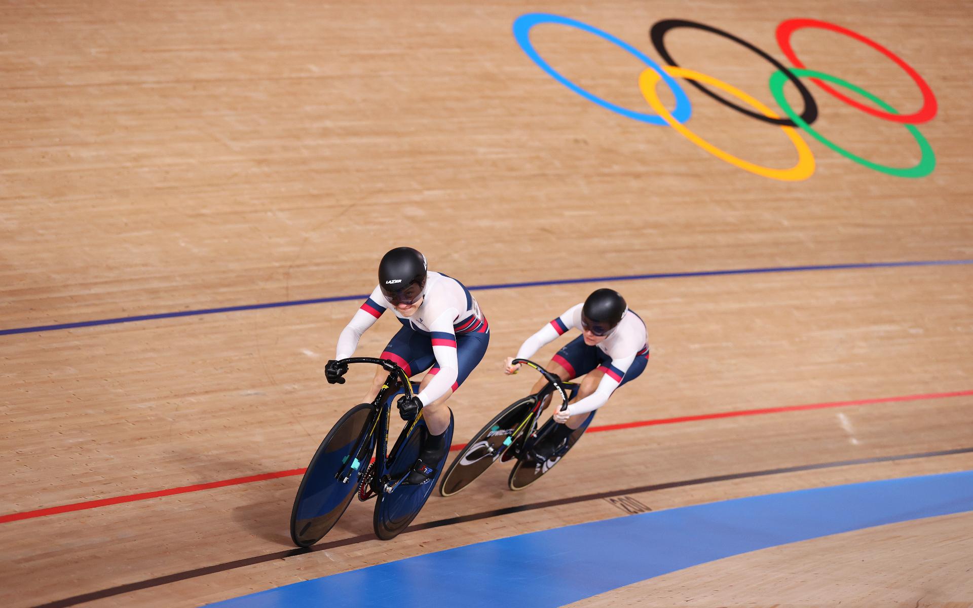 Фото: Дарья Шмелева и Анастасия Войнова (Justin Setterfield/Getty Images)