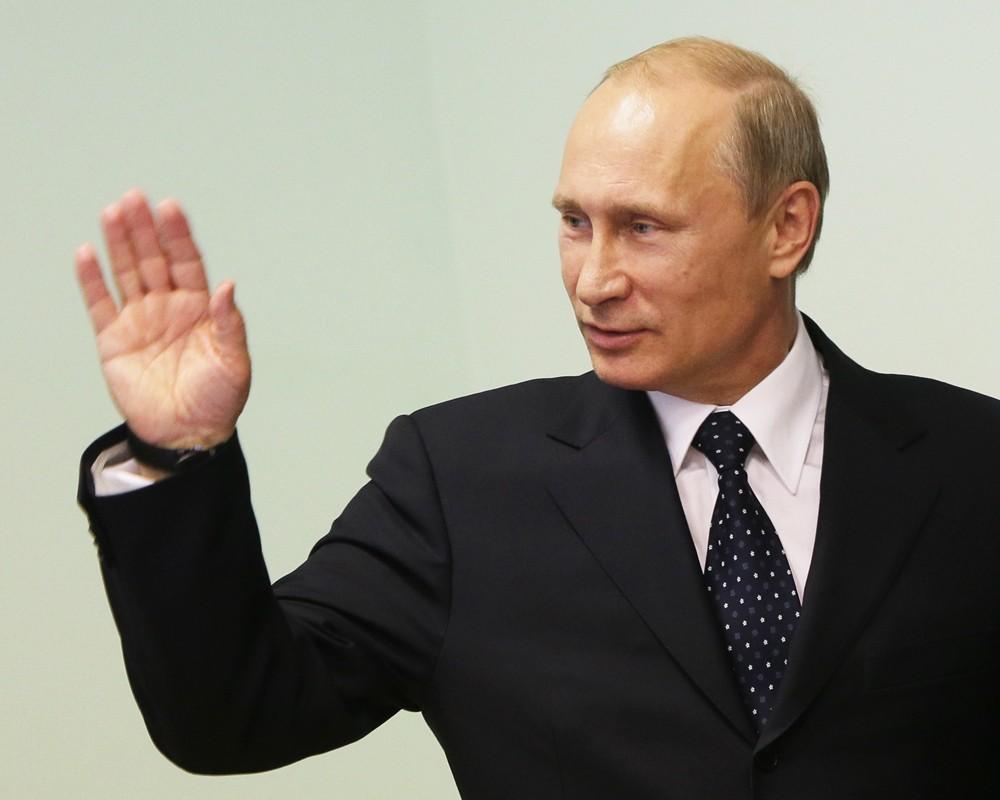 """Путина ждут в Австрии для разговора об Украине и """"Южном потоке"""""""