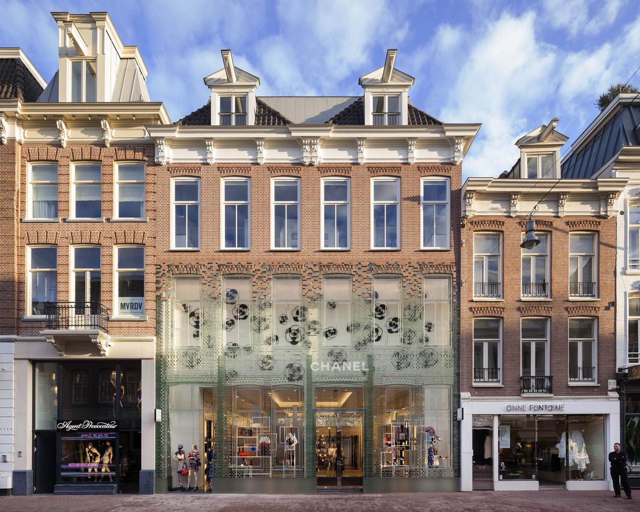 Номинация «Коммерческие объекты»  Объект: Crystal Houses  Расположение: Амстердам, Нидерланды  Архитектурное бюро: MVRDV