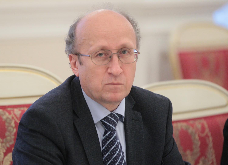 Михаил Мокрецов, вице-губернатор Петербурга