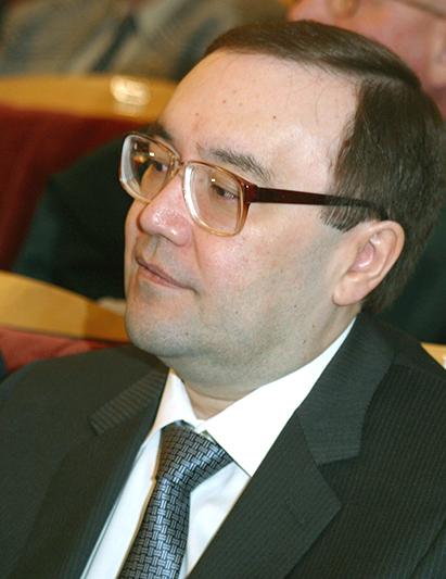 Экс-глава «Башнефти» Урал Рахимов (архивное фото)
