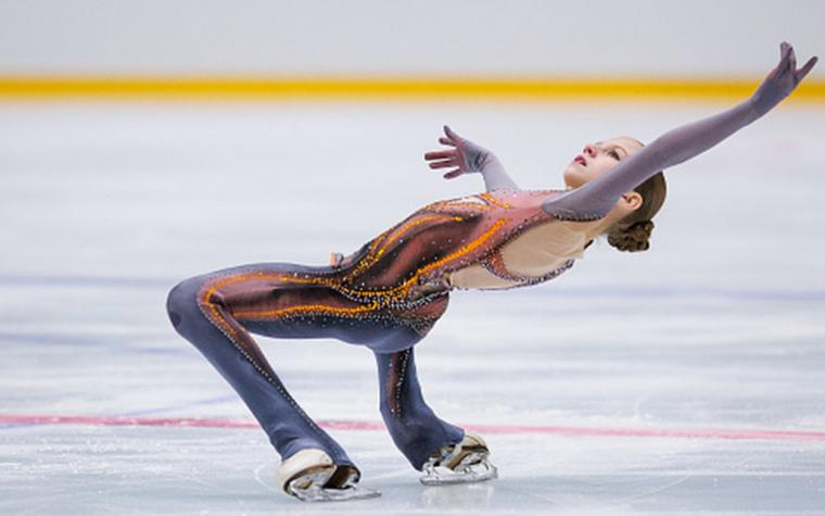 Фото: Александра Трусова (Фото: Getty Images)