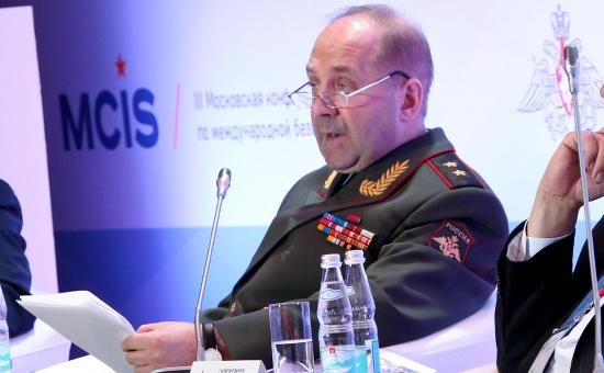 Начальник ГРУ Игорь Сергун