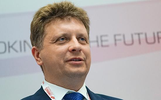 Министр транспорта Максим Соколов