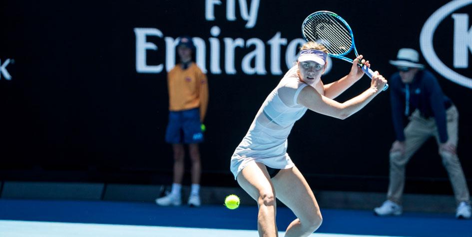 Шарапова вышла во второй круг Открытого чемпионата Австралии