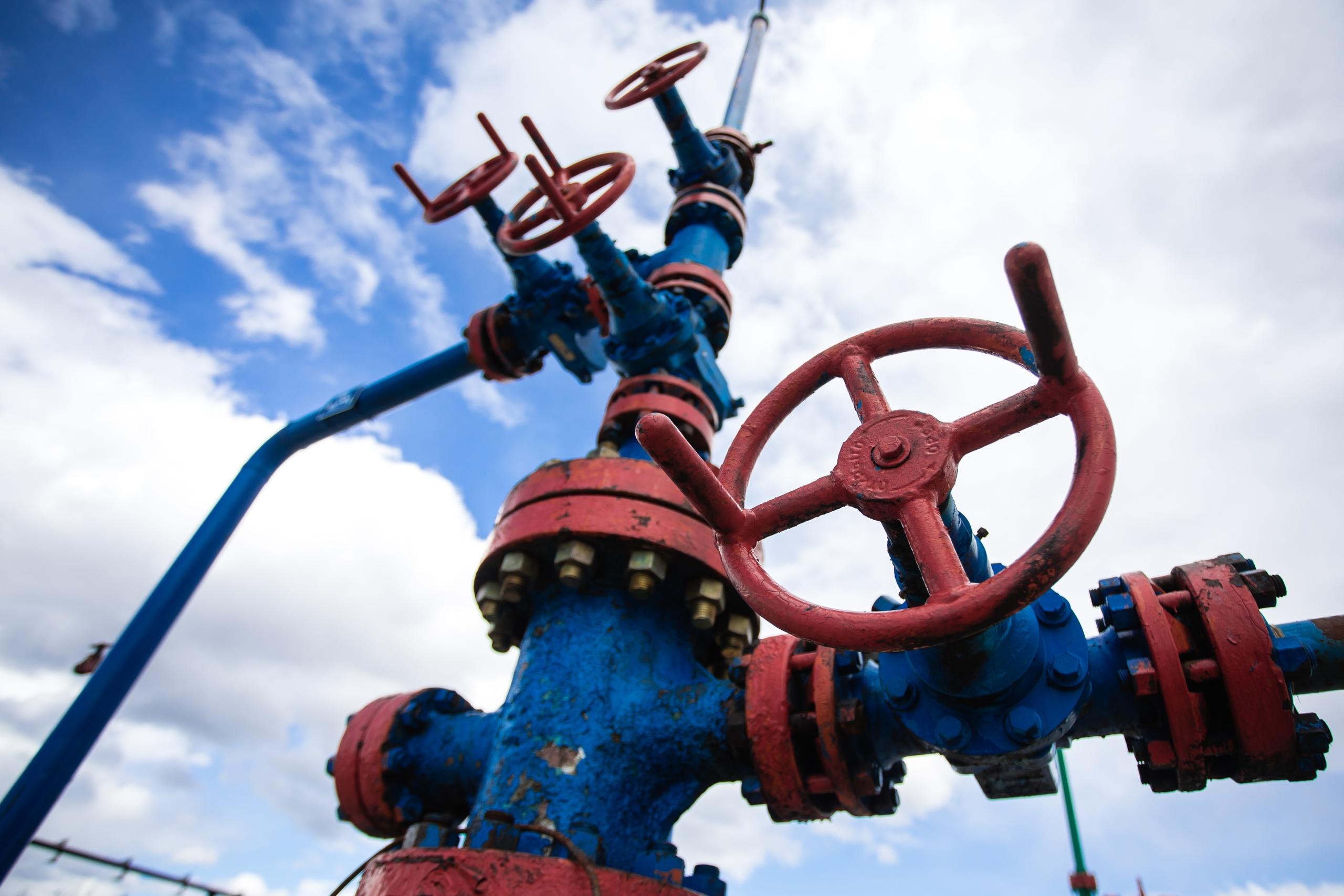 В Югре проверяют факт«разлива нефти»