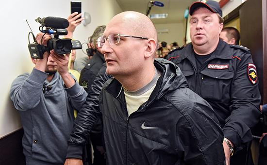 Управляющий оборонного предприятия ОАО «НТЦ «Завод «Ленинец» Александр Горбунов