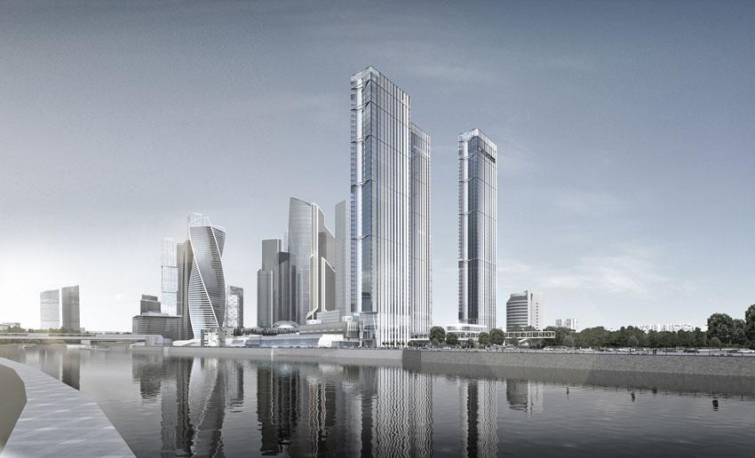 На сайте девелопера говорится, чтоновый жилой комплекс синфраструктурными иразвлекательными объектами появится уже к2018 году