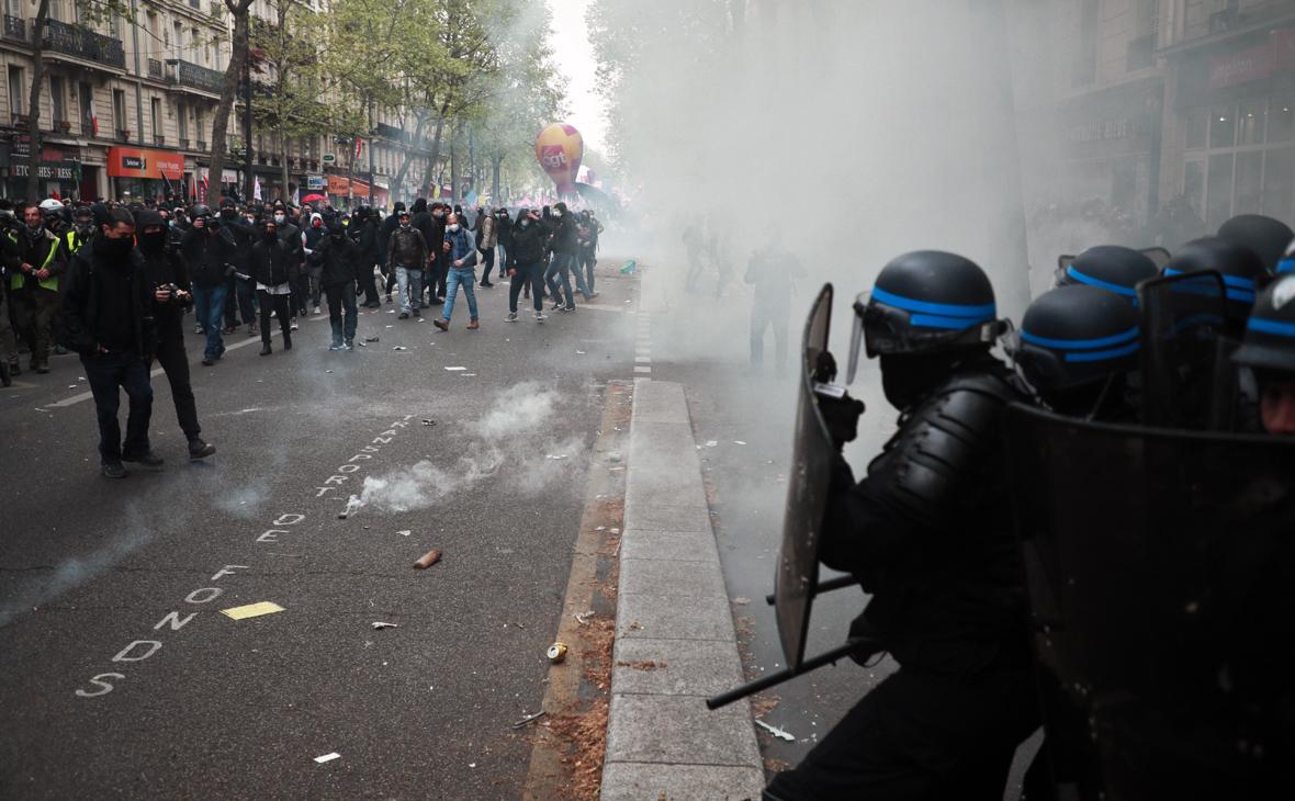 Фото:Christophe Petit-Tesson / EPA / ТАСС