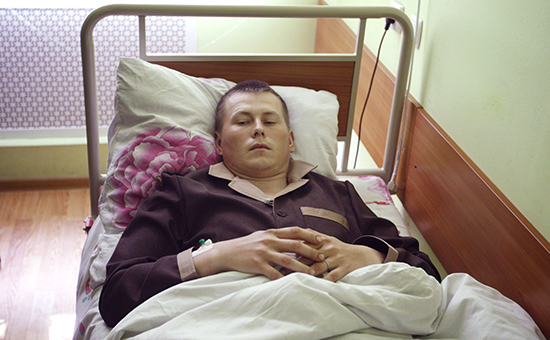 РоссиянинАлександр Александров. Архивное фото