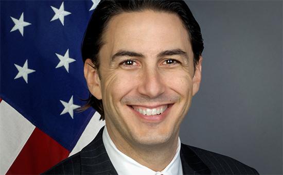 Спецпосланник Госдепартамента США по международным энергетическим вопросам Амос Хохштейн