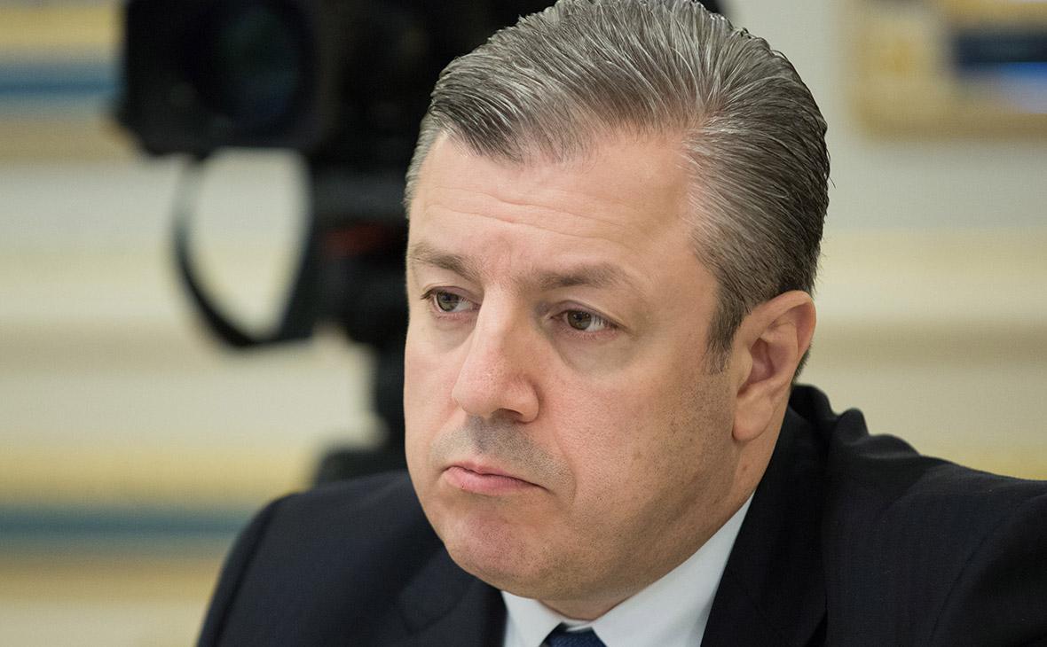 СМИ узнали о возможной отставке премьера Грузии после заявления о России