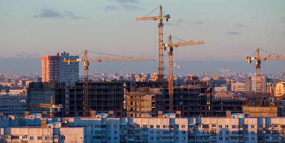 Объем выданных разрешений на строительство в Москве вырос вдвое ...