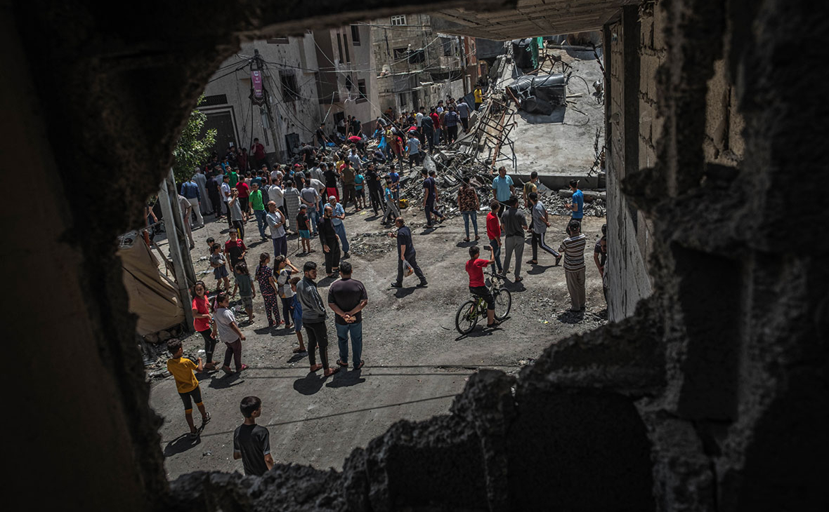 Фото: Fatima Shbair / Getty Images