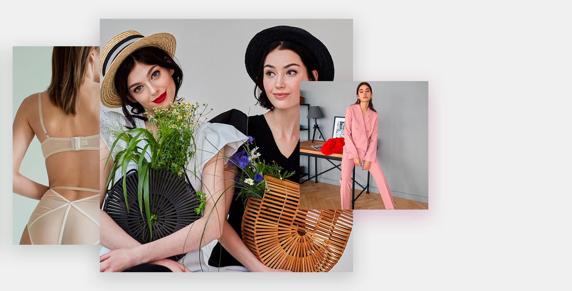 Полный гид по Instagram-шопингу  50 магазинов с лучшими предложениями     Мода    РБК Pink 234f5c44eccd3