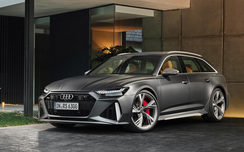 <p>Audi RS 6 Avant</p>