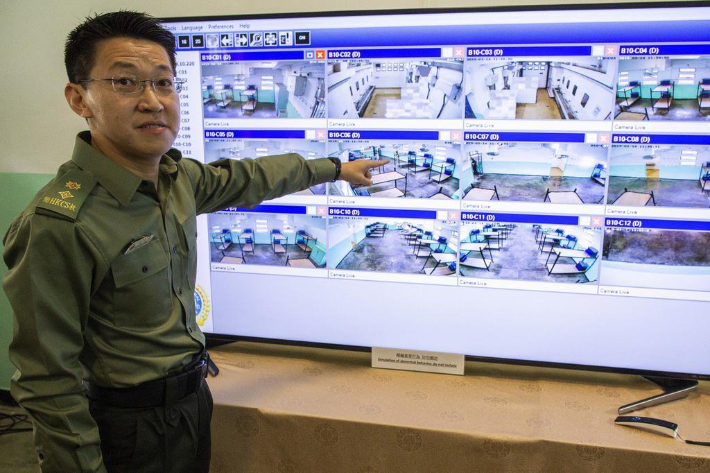 В тюрьме Pik Uk Prison тестируется 12 камер с функциями видеоаналитического мониторинга, которые могут обнаруживать неприемлемое поведение и оповещать надзирателей