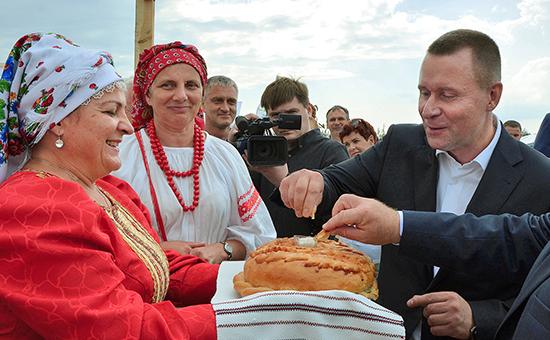 И.о. губернатора Калининградской области Евгений Зиничев