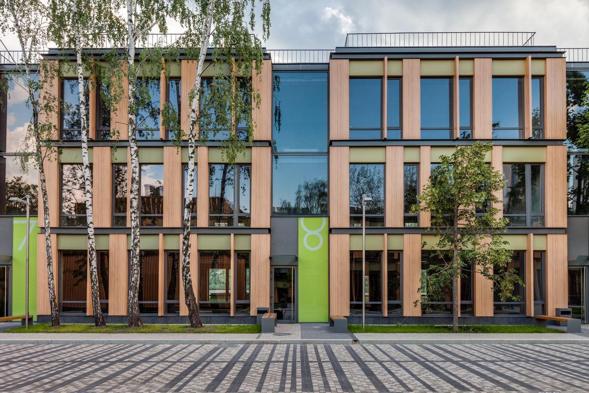 Бизнес-центр Smart Park (Москва)