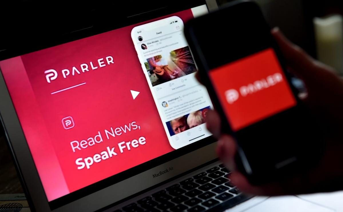 Apple удалила из App Store соцсеть Parler после 24-часового ультиматума
